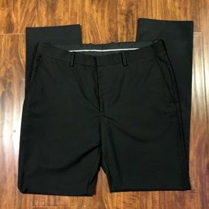 H and M Black Dress Pants fit: regular